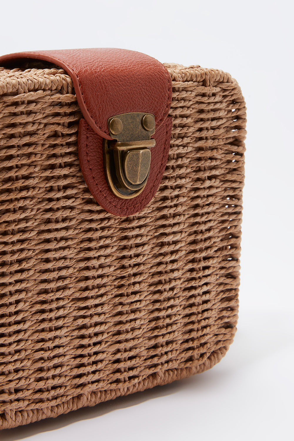 Sac en osier Naturel