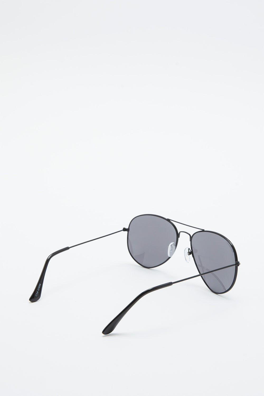 Basic Aviator Sunglasses Black