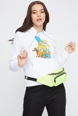 The Simpsons Graphic Hoodie