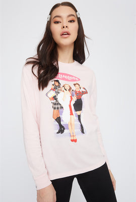 Clueless Graphic Long Sleeve