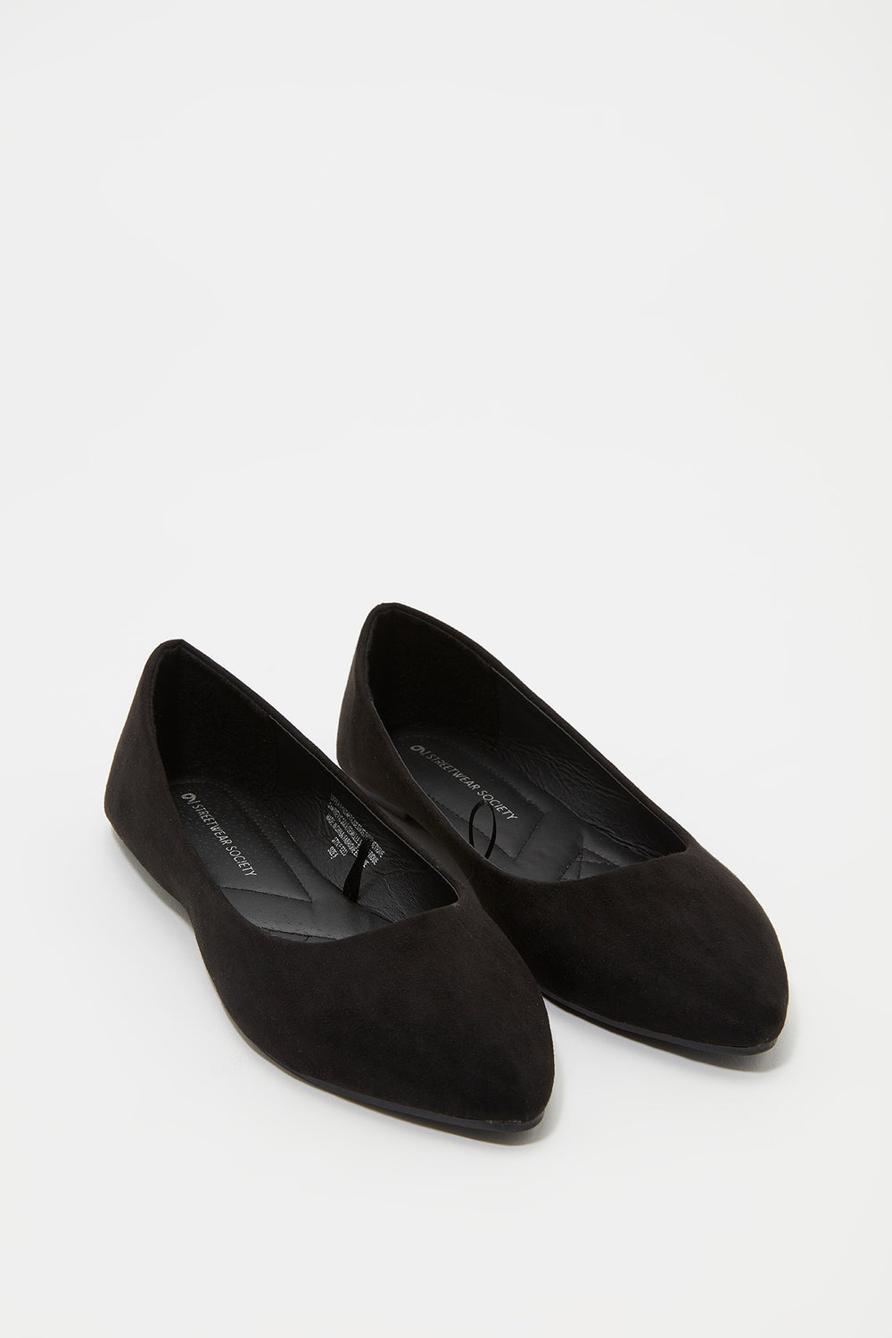 Ballerines pointues Noir