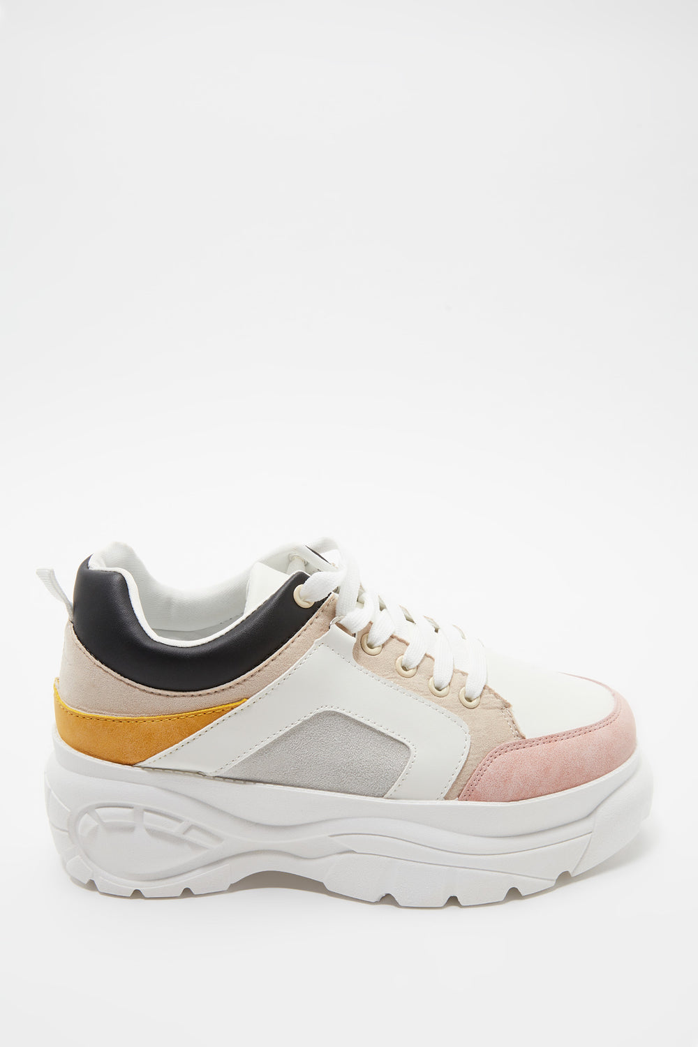 Chunky Dad Sneaker Light Pink