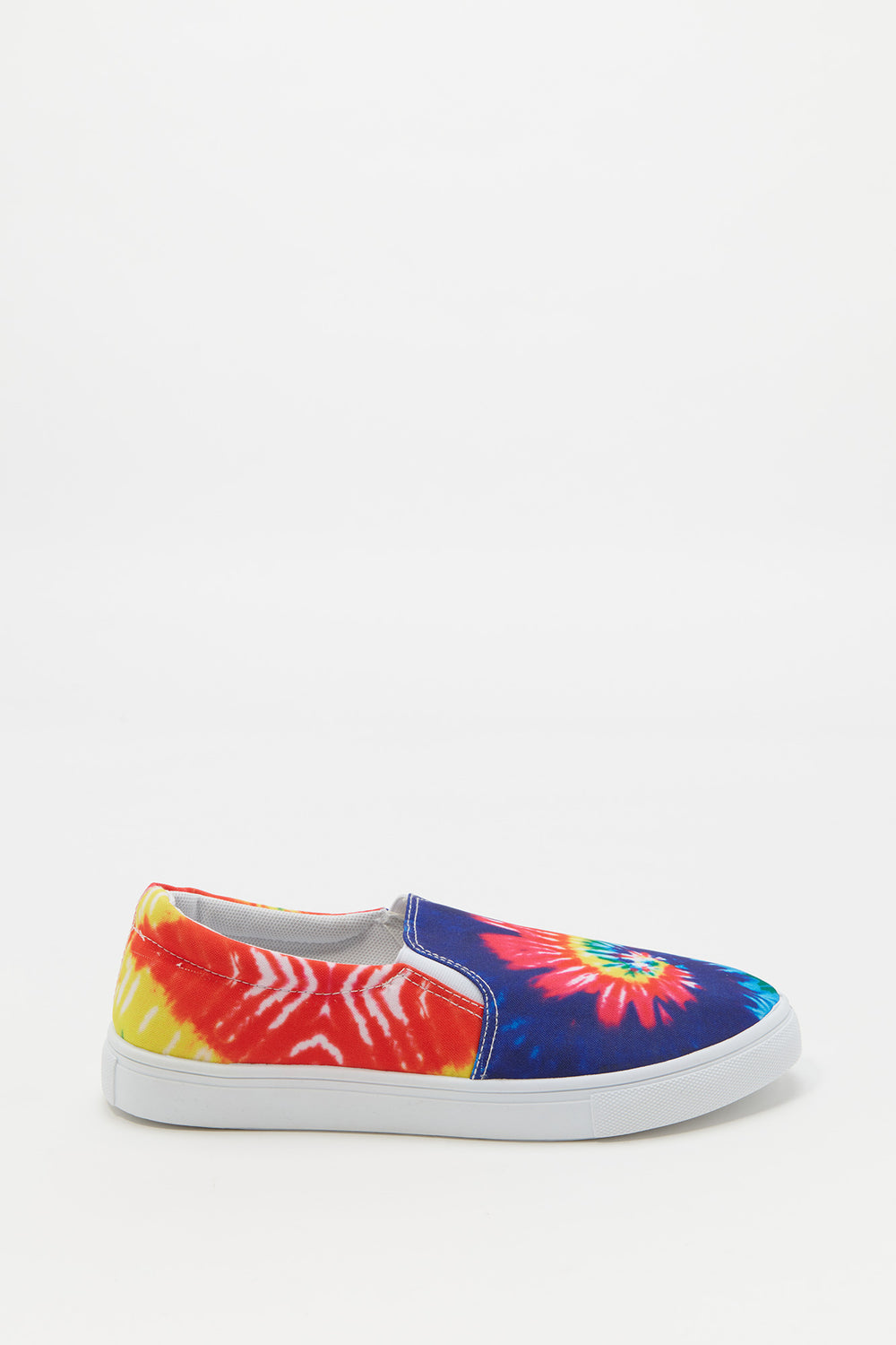 Tie Dye Slip-On Sneaker Multi