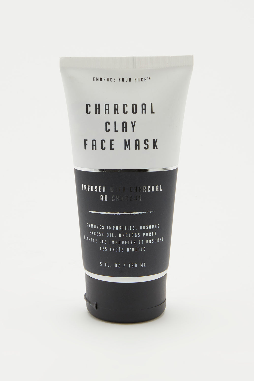 Clay Face Mask Black