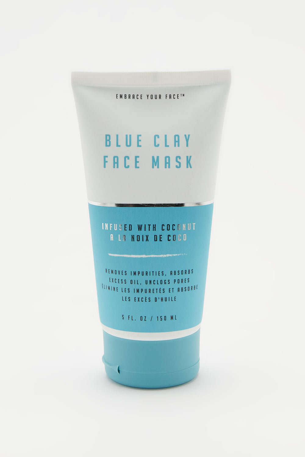 Clay Face Mask Blue
