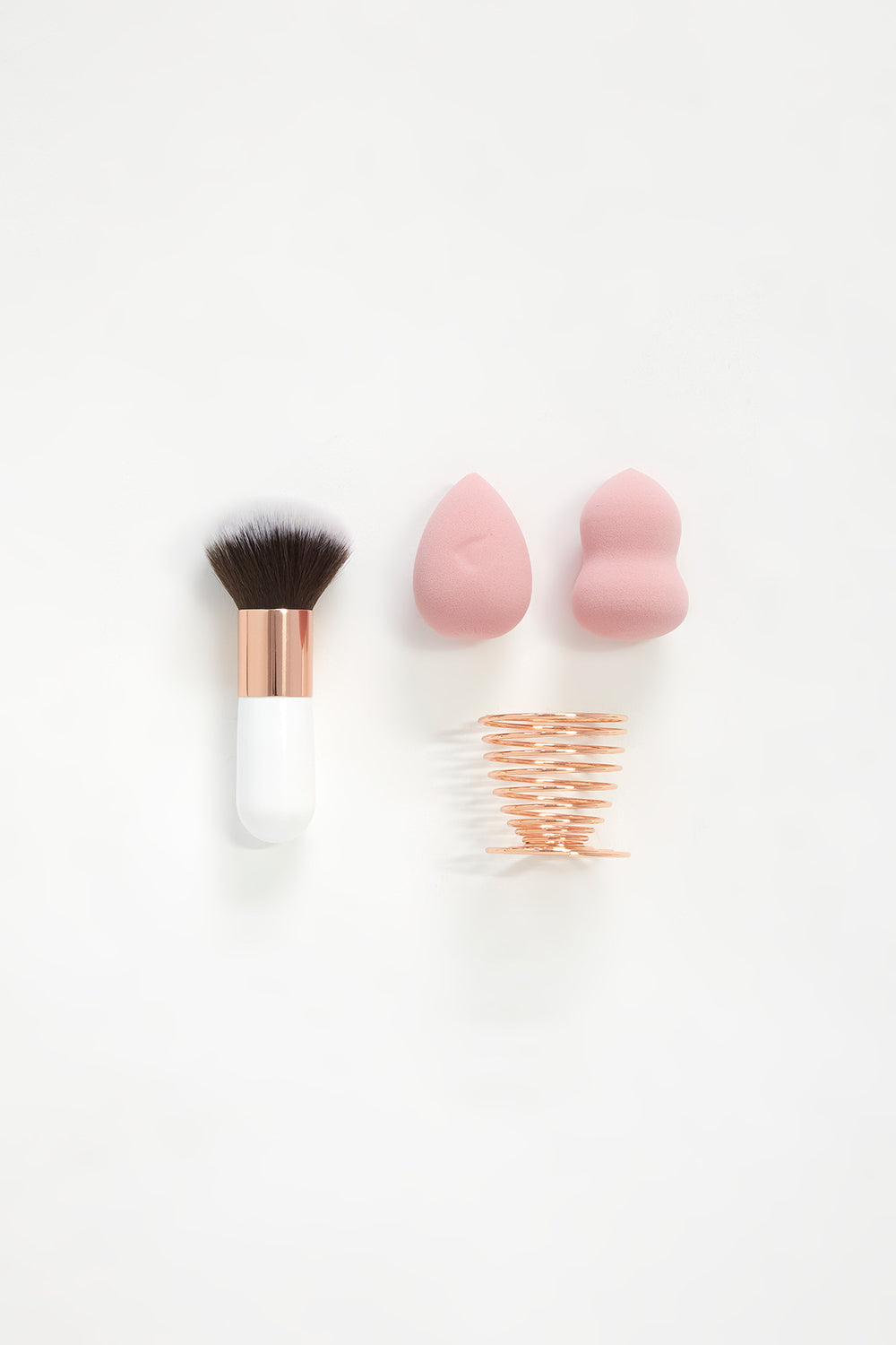 4-Piece Beauty Blender Set White