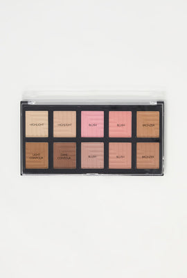Palette d'ombrage Sculpt and Glow