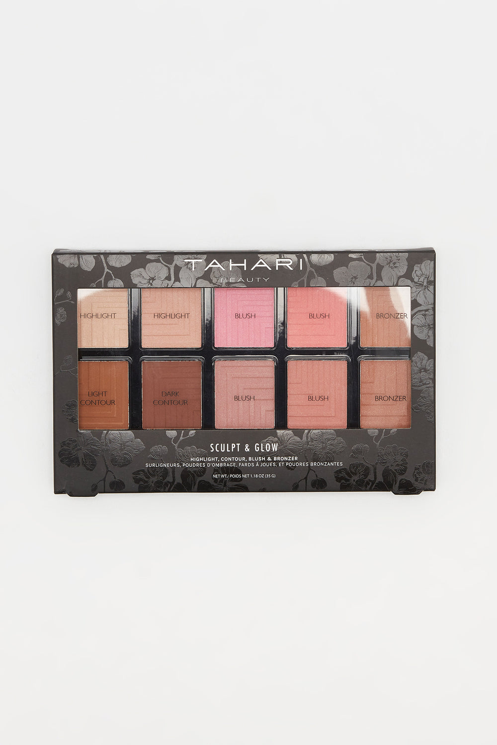 Sculpt and Glow Contour Palette Assorted