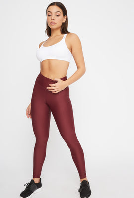 High-Rise Back Pocket Active Legging