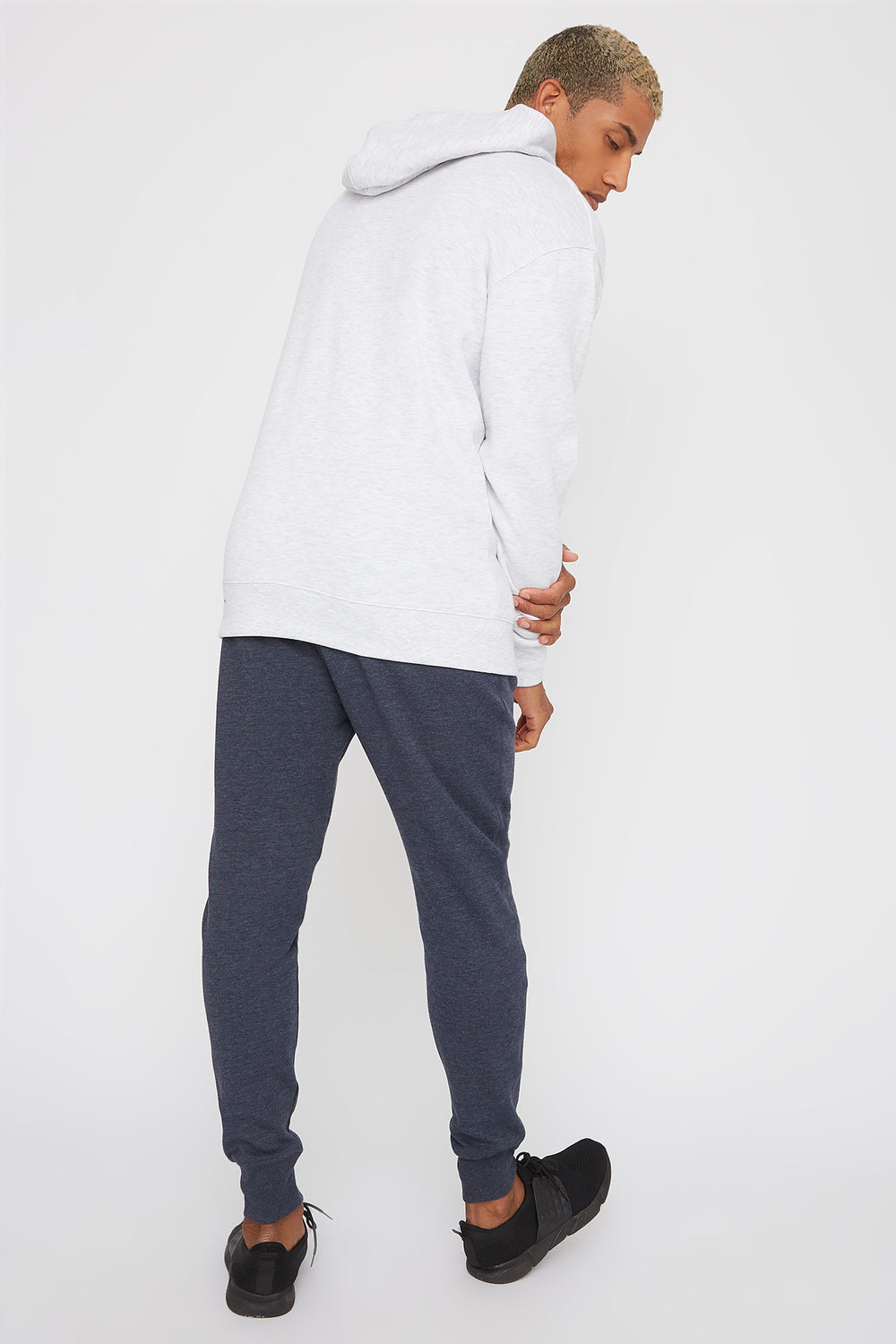 Classic Fleece Jogger Denim Blue