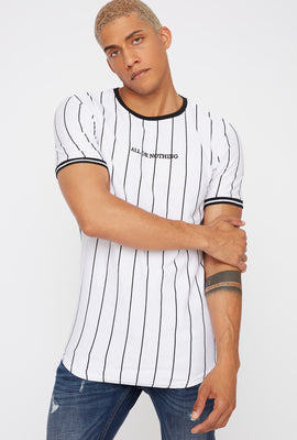 Graphic Stripe T-Shirt