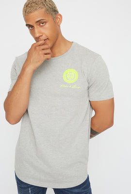 Embroidered Graphic T-Shirt