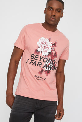 Beyond Floral Graphic T-Shirt