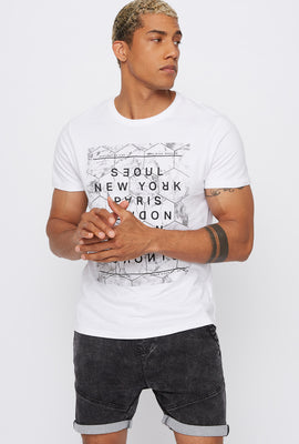 Marble Cities T-Shirt