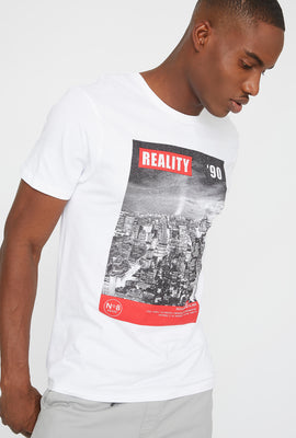 Reality '90 Graphic T-Shirt
