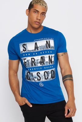 San Francisco Photo Box T-Shirt