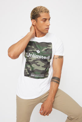 Graphic Unlimited Camo Box T-Shirt