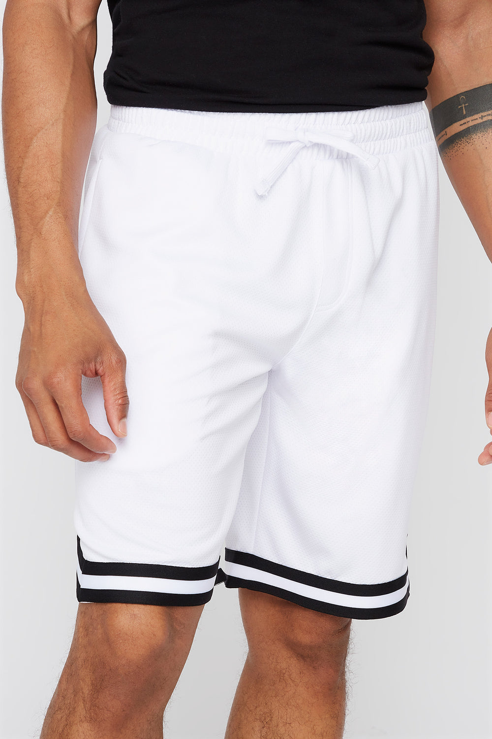 Rocawear Basketball Short White