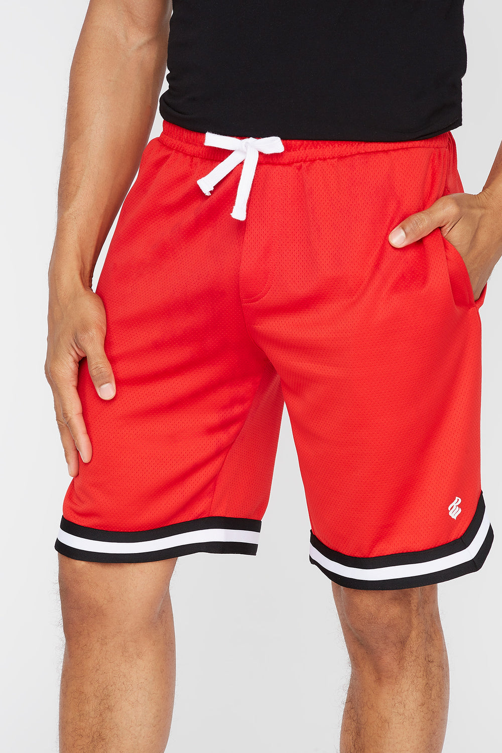 Rocawear Basketball Short Red