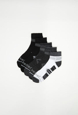 Elev8 Performance Quarter Socks (5 PK)