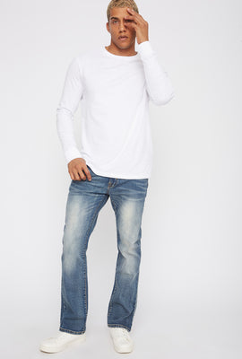 Basic Crew Neck Long Sleeve