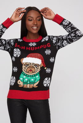 Bahumpug Ugly Christmas Sweater