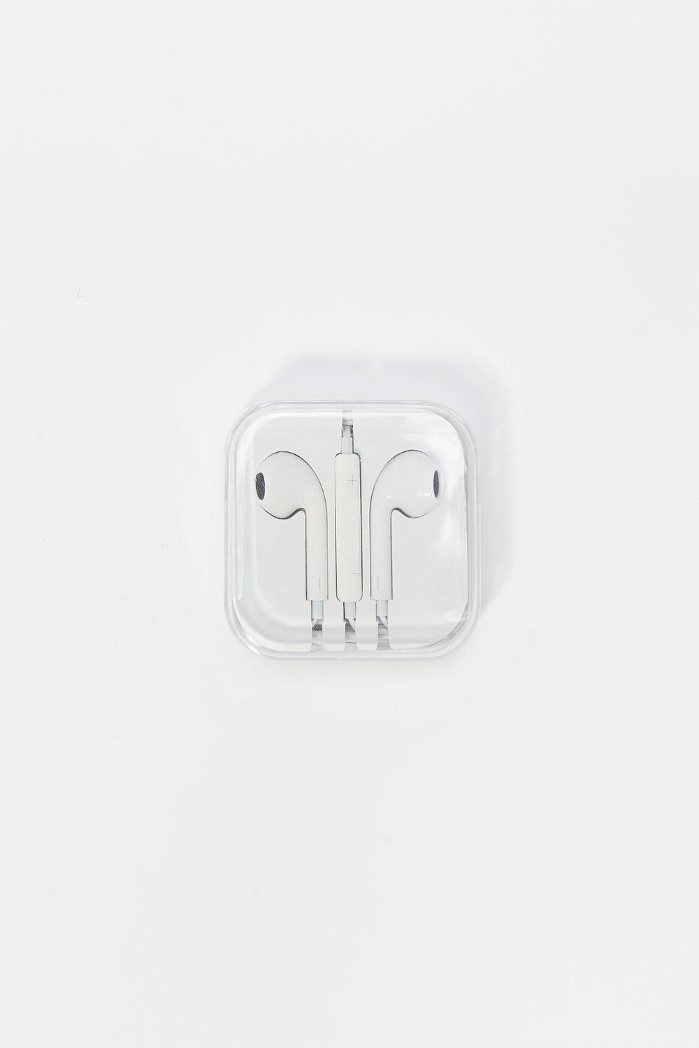 Solid Earbuds White