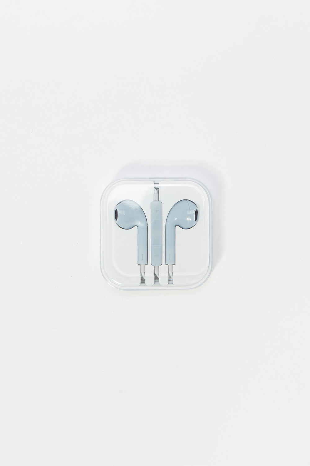 Solid Earbuds Baby Blue