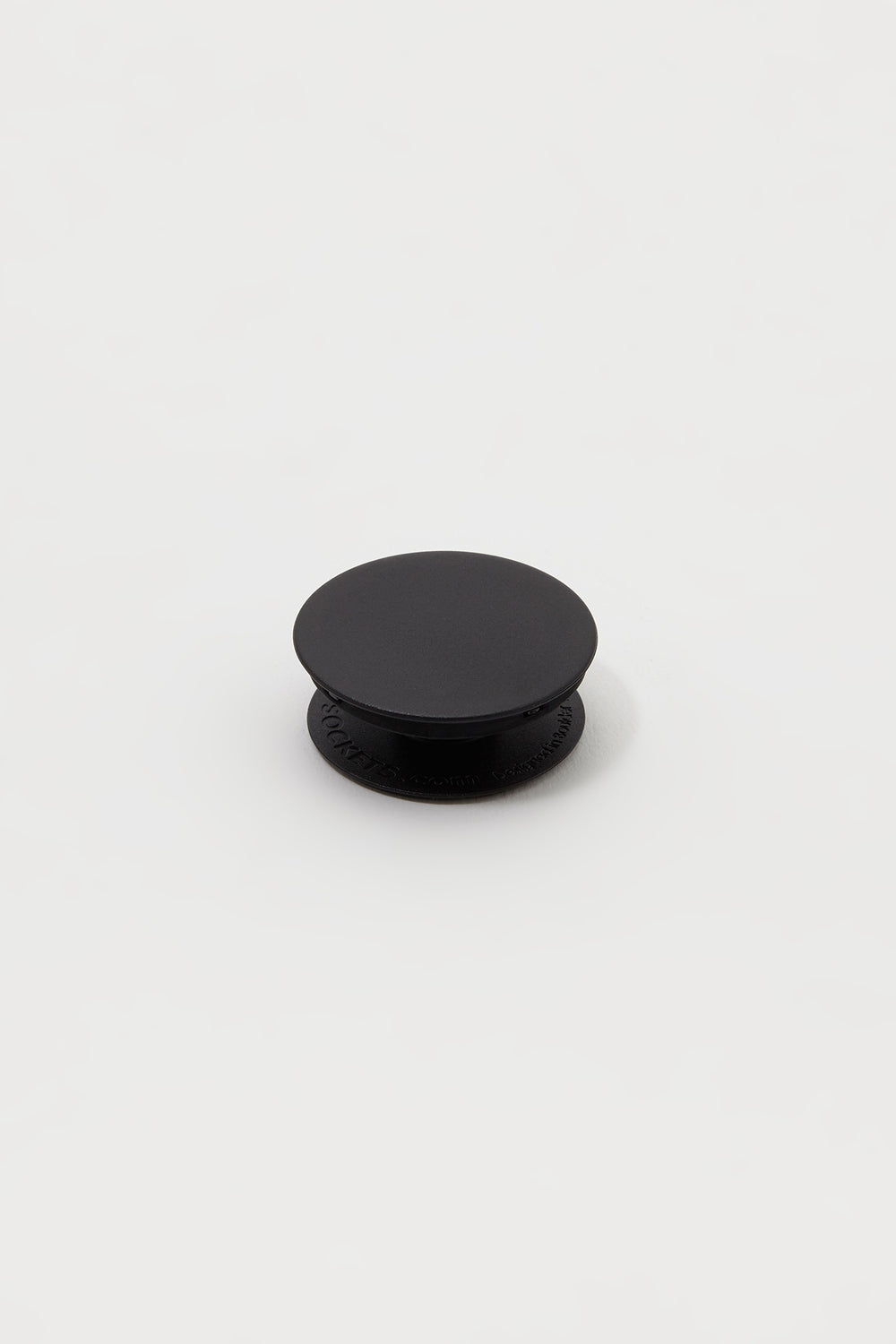 Black Popsocket Phone Grip and Stand Black