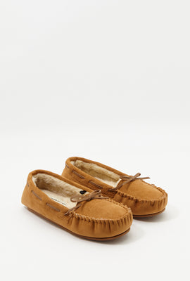 Moccasin Bow Shoe