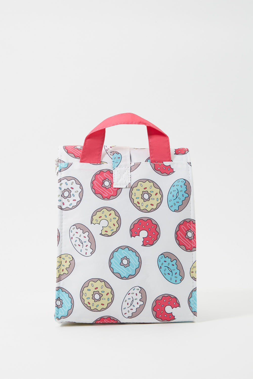 Graphic Roll Up Lunch Bag Assorted