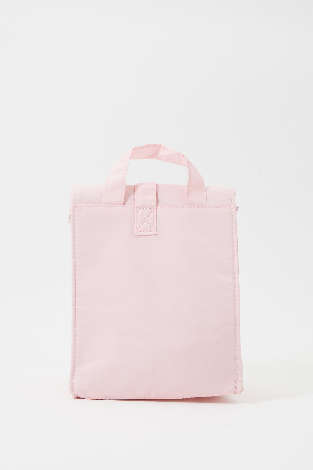 Graphic Roll Up Lunch Bag Rose