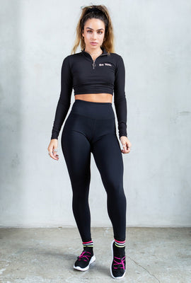 Sommer Ray Basic Active Butt Lift Legging