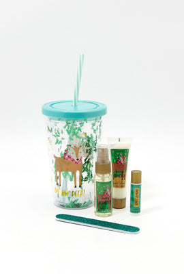 Hydration Bath Tumbler Holiday Gift Set