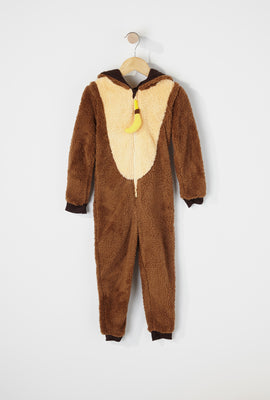Toddler Monkey Onesie