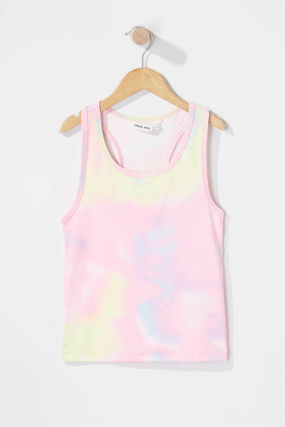 Girls Racerback Active Tank Multi