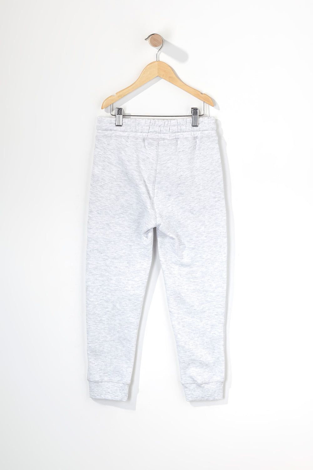 Boys Fleece Classic Jogger Oatmeal