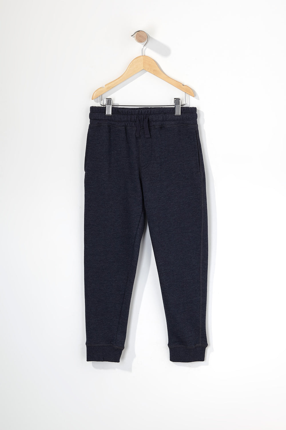 Boys Fleece Classic Jogger Denim Blue