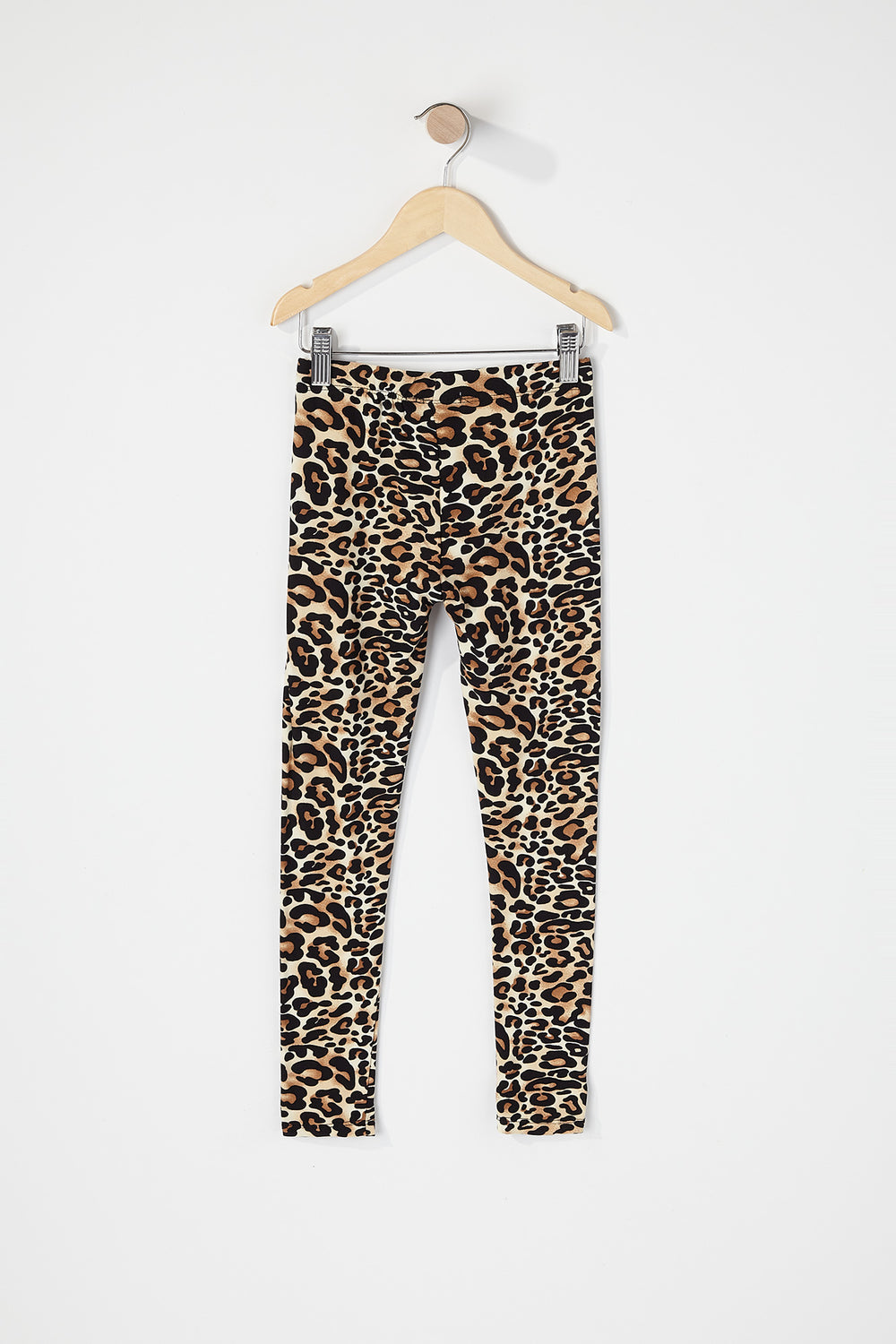 Girls Leopard Soft Legging Leopard