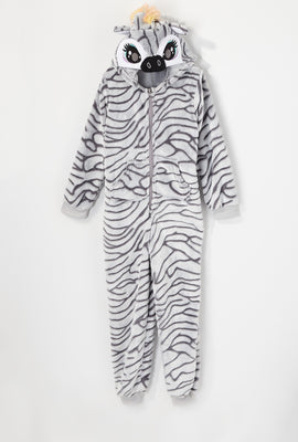 Youth Zebra Onesie