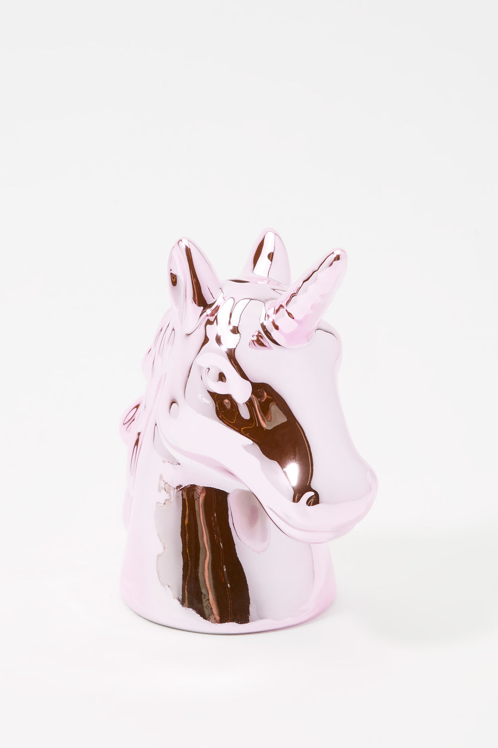 Girls Unicorn Coin Bank Pink