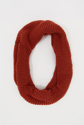 Youth Crochet Infinity Scarf