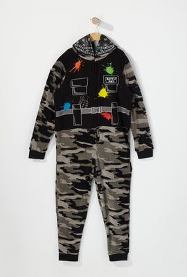 Youth Paintball Onesie