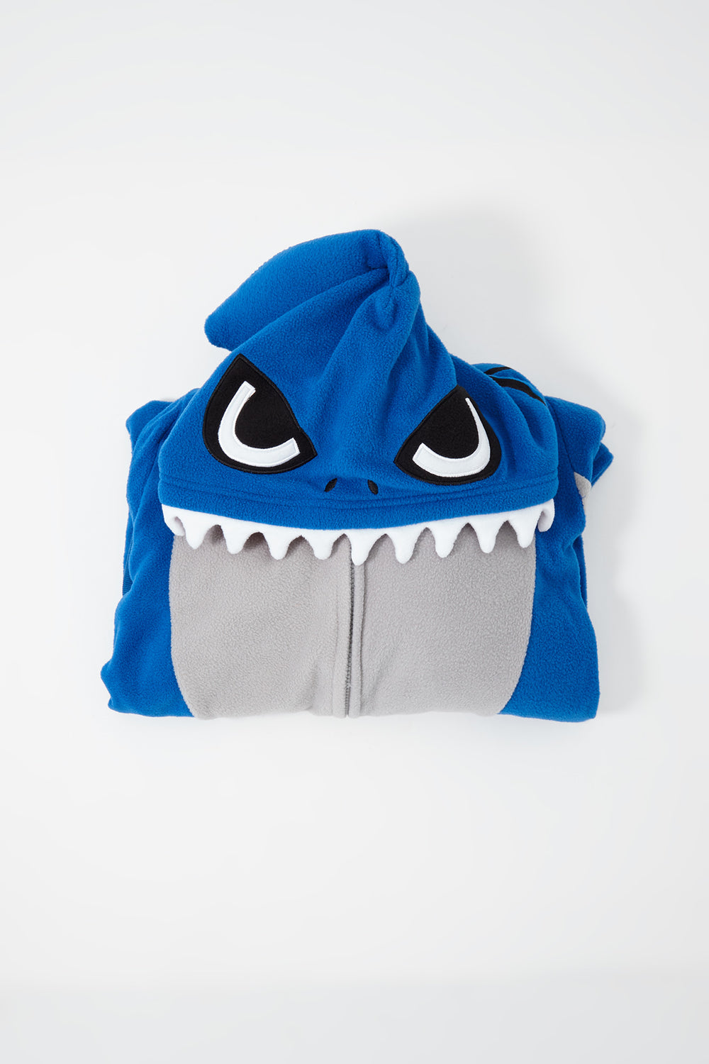 Youth Shark Onesie Blue