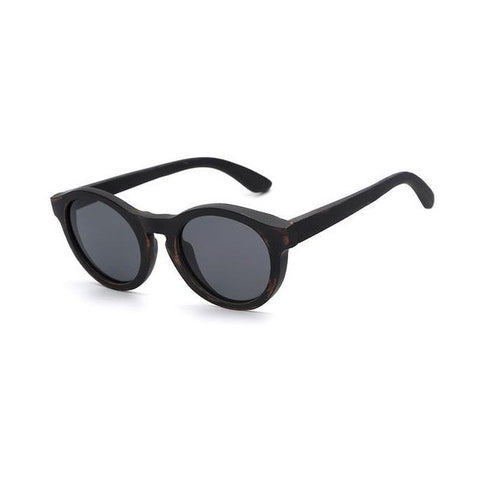 Bamboo Vintage Wooden Sunglasses