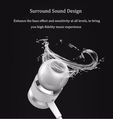 3D Bass Earphone