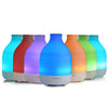 Essential Oil Diffuser Ultrasonic with Frosted LED Light