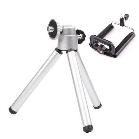 Mini Tripod Stand For Mobile/Sports Cam