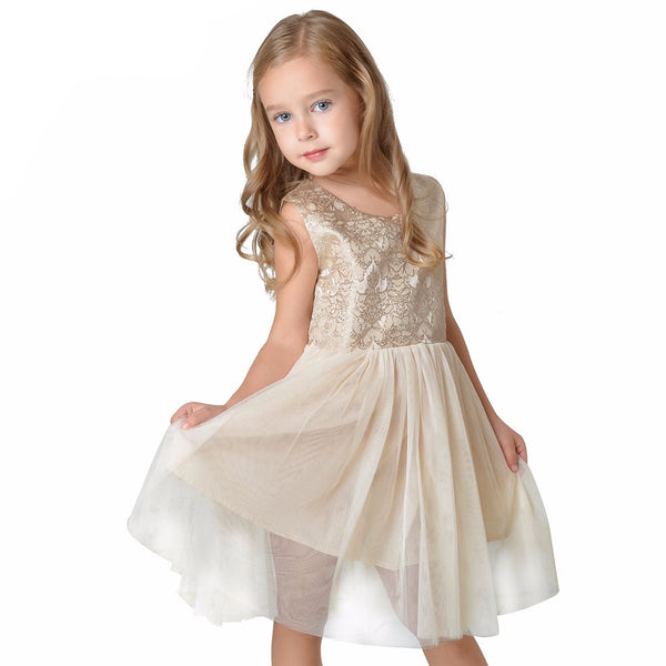 Little Princess Girl's Dress