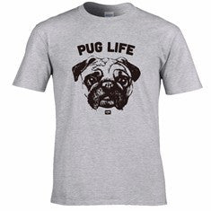 Pug Life T-Shirt Collection